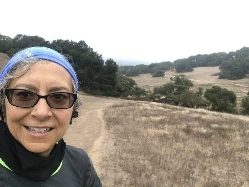 Trail Running Taylor Mountain Santa Rosa California