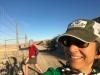 Marathon training day