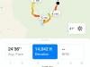 Handie's Peak Running Time