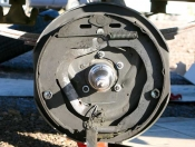 Titan Trailer Disc Brakes Installation