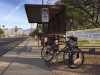 Tucson by bike and bus