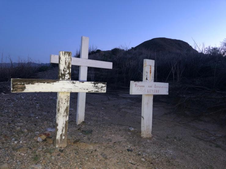 morning crosses