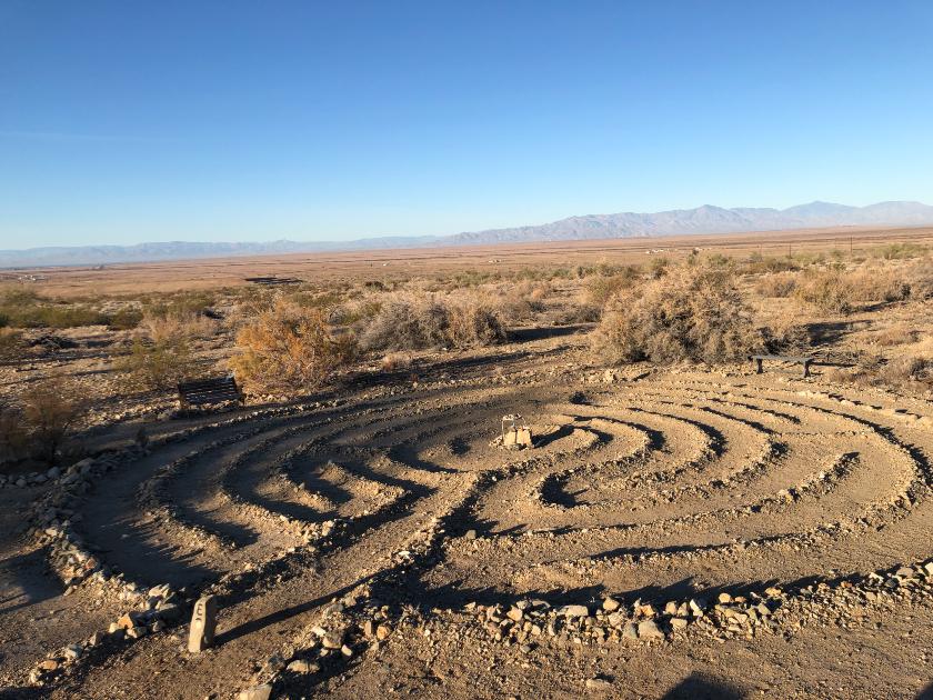 FOY Labyrinth