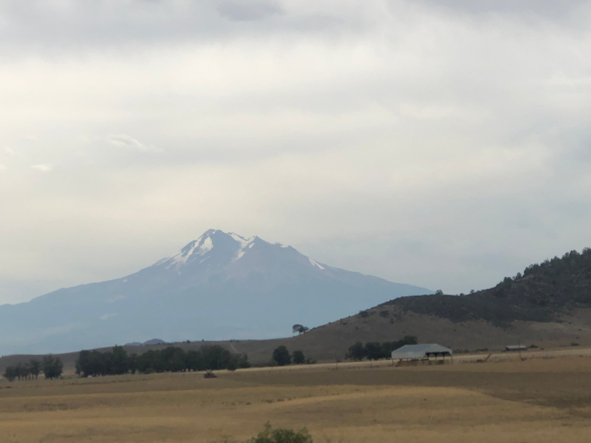 Smoky Mount Shasta