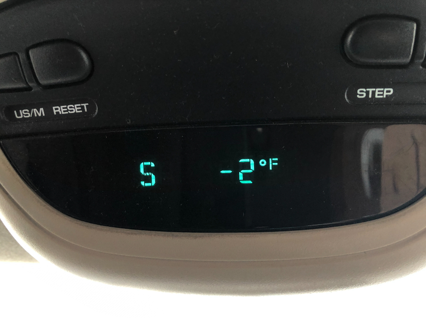 Fort Collins 2021 blizzard
