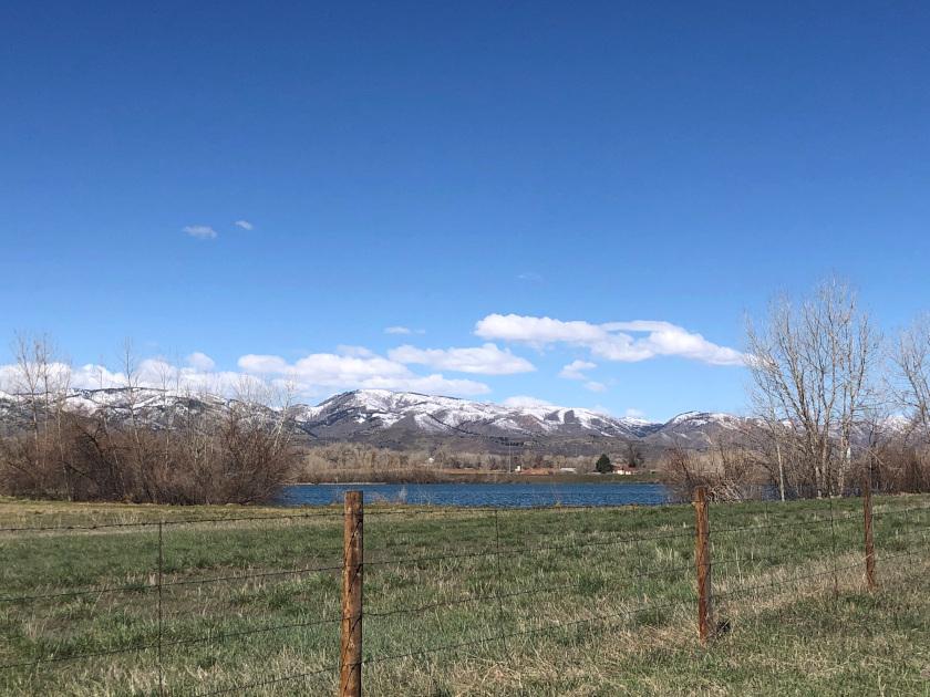 Poudre River Trail Sunshine Fort Collins Colorado