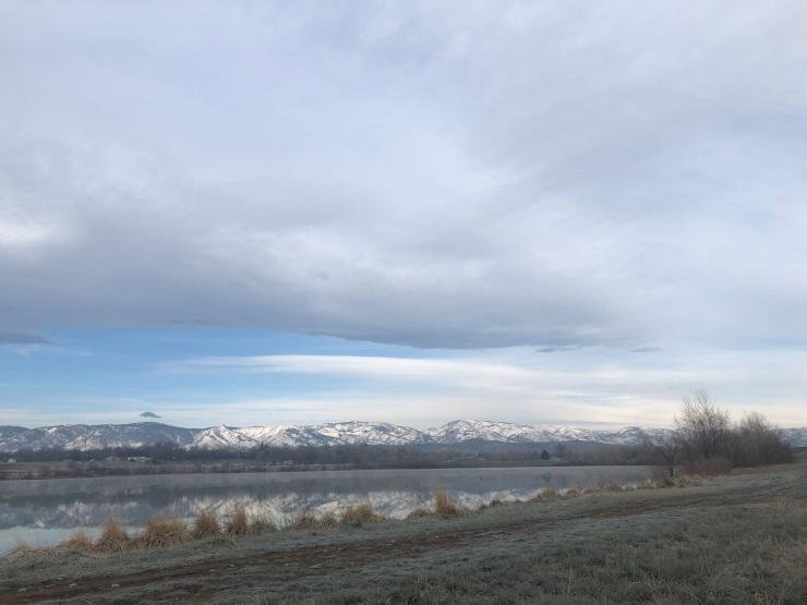 Poudre River Trail Fort Collins Colorado