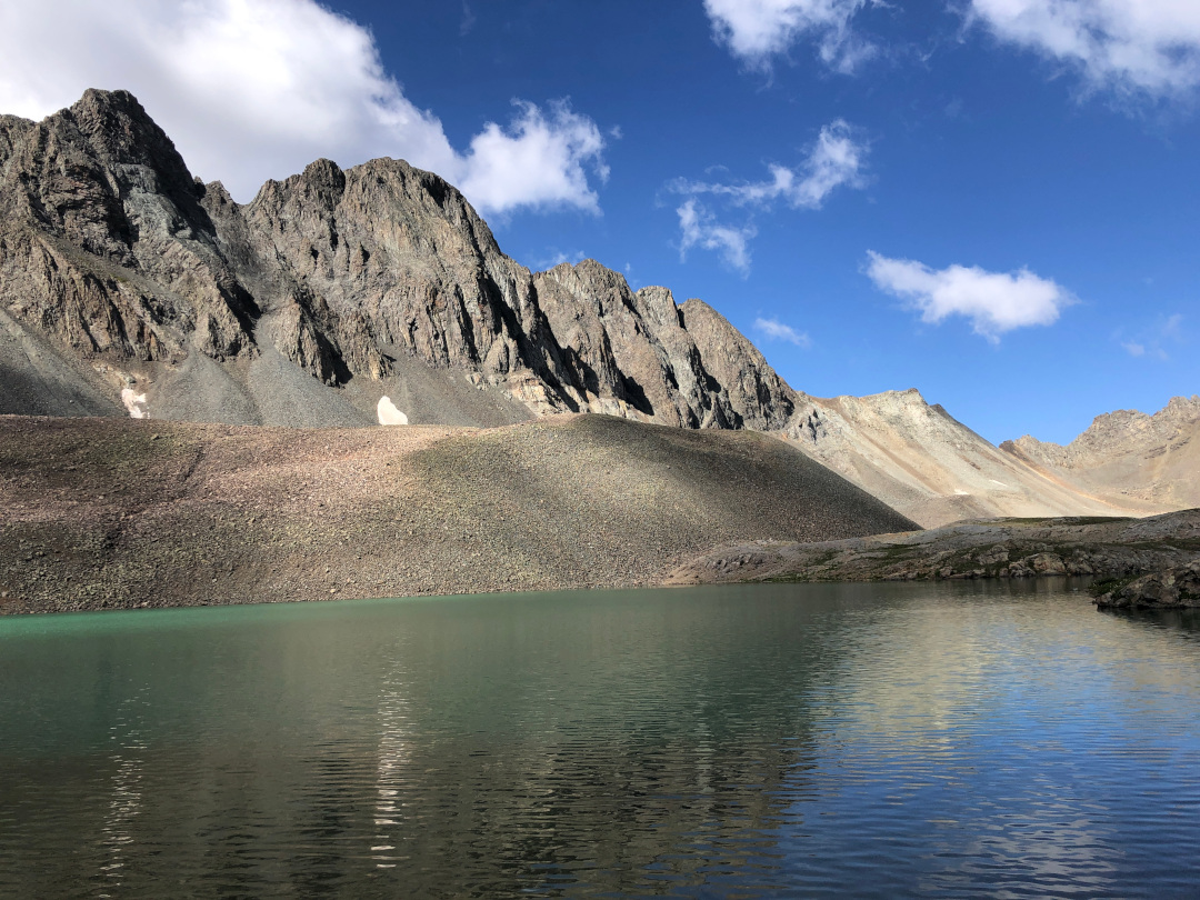 Sloan Lake Handies Peak