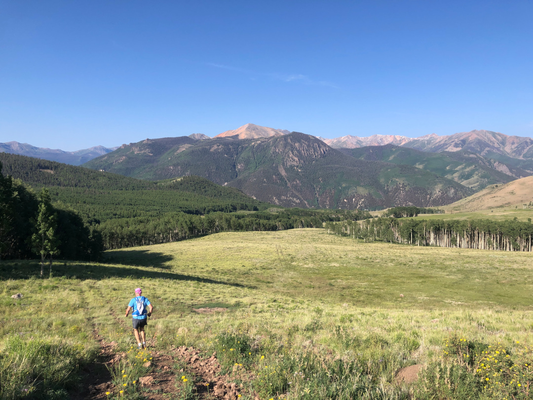 Hiking Lake City Colorado