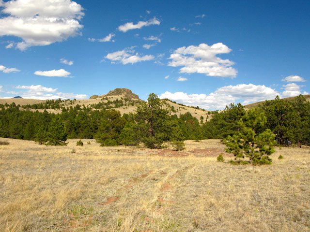 Fremont County, CO 35 Acres Off Grid Parcel