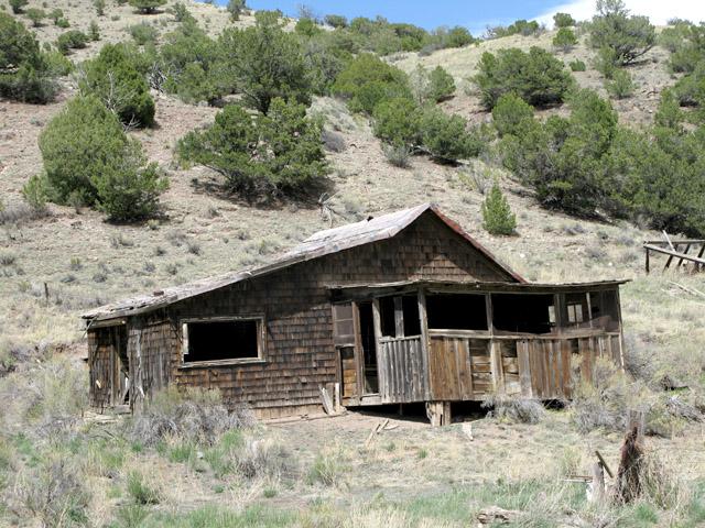 Historic Bonanza Mining Town, Villa Grove CO