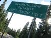Slumgullion Pass Lake City Colorado Windy Point