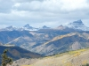 Windy Point View of San Juan Mountains