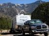 Boondocking at Three Rivers Campground near Tularosa, NM