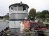 Troy New York Tugboat