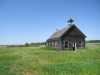Old Country Schoolhouse in North Dakota