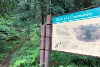 Westfir Cascades Scenic byway