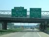 Pennsylvania Turnpike highway sign