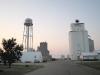 Downtown Hoven, South Dakota, Population: 500