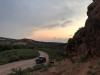 Sunset at Dinosaur National Monument