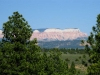 View from Free RV Boondocking in Dixie National Forest Utah