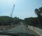 Narrow bridge near Eau Claire, WI