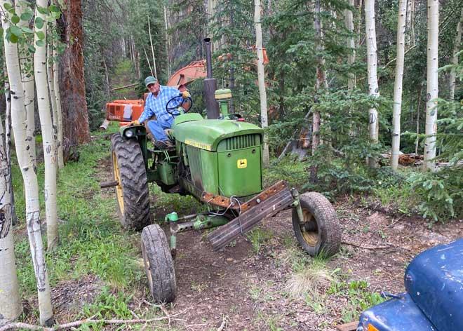 ranch workamping