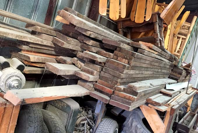 Recycled Lumber