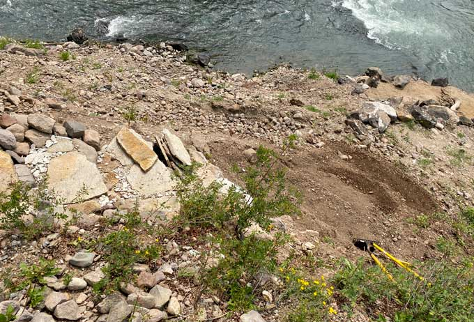 stone steps project