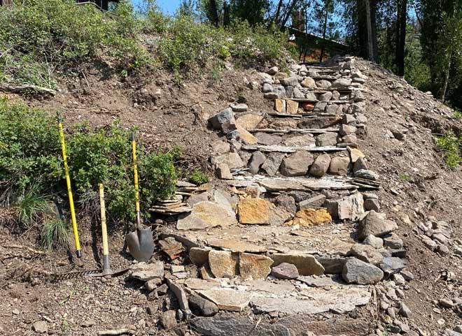 Rock Steps