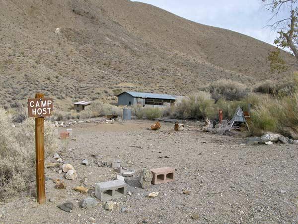 Wildrose Death Valley Camp Host Job Opening