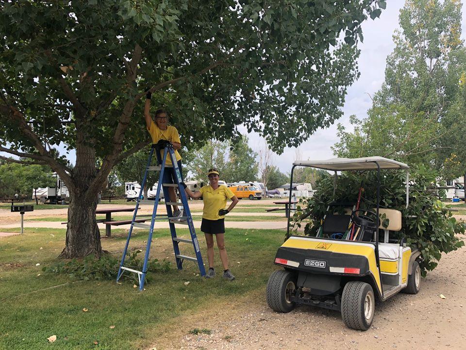KOA Lakeside Fort Collins,workamping,guide