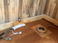 Vickers Ranch Workamping Toilet Replacement