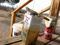 Caretaking Vacant Home Requires House Repairs