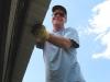 New Metal Roofing at Workamping Ranch Job