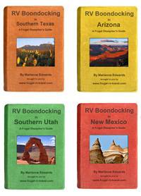 Frugal Shunpiker Cheap RV Travel Guides
