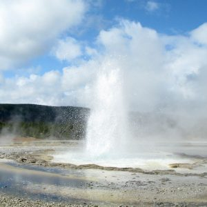 geyser pool