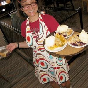 PIe-O-Neer Cafe Pie Town New Mexico