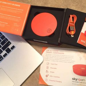 Skyroam Solis Personal Global Hotspot
