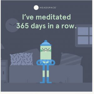 RVing with meditation