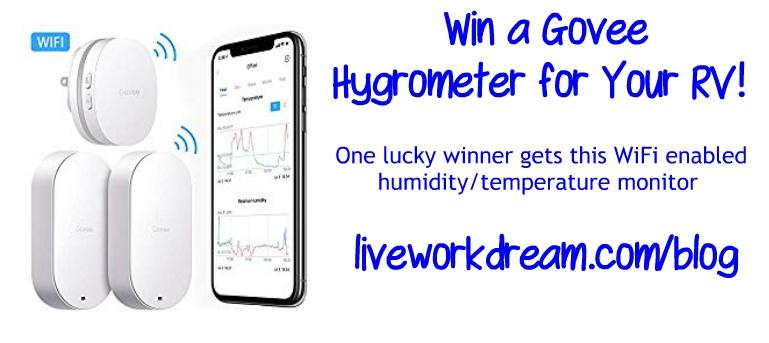 Govee Hygrometer Giveaway