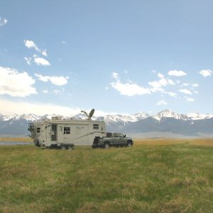 deweese lake boondocking
