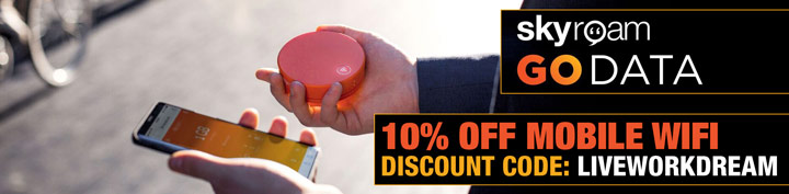 skyroam discount code