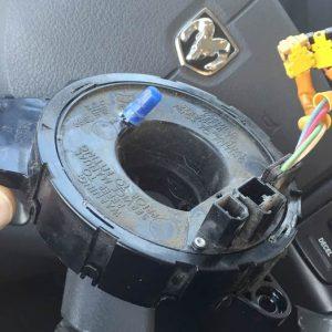 dodge ram driver squib