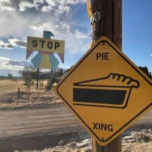 Pie Zone, Pie Town NM