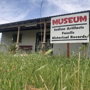 Alley Oop Museum and Park Iraan Texas