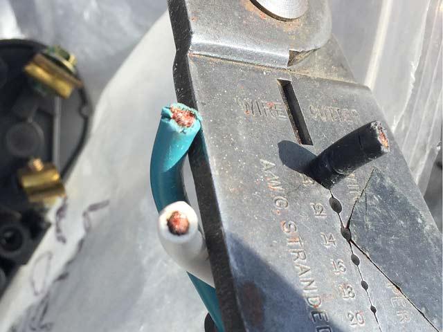 RV Plug Repair