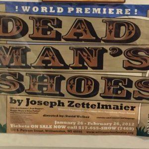 Big Nose George Dead Man Shoes