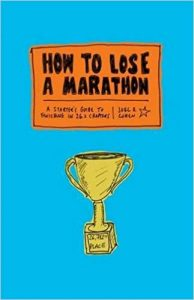 beginner marathon book