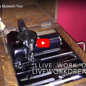 Edison Phonograph Recording